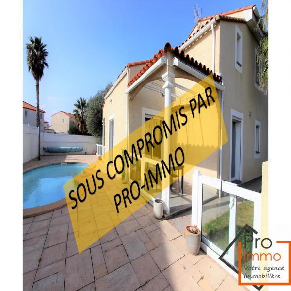 Offres de vente Maison / Villa Villeneuve-de-la-Raho 66180