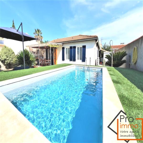 Offres de vente Maison / Villa St cyprien plage 66750