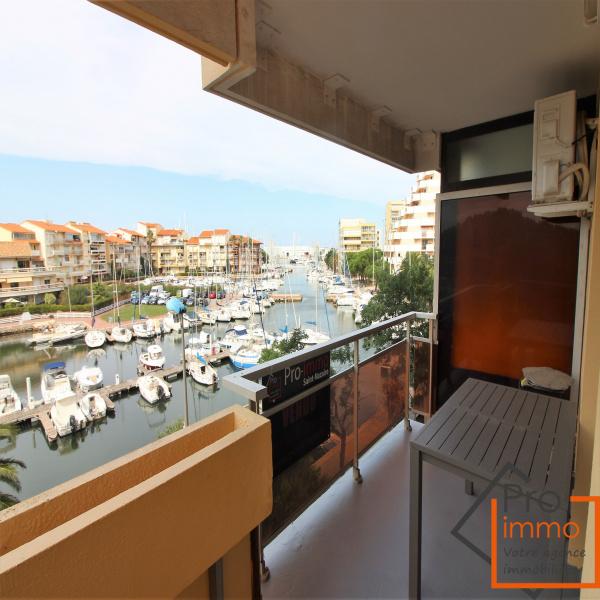 Offres de vente Appartement Canet-en-Roussillon 66140