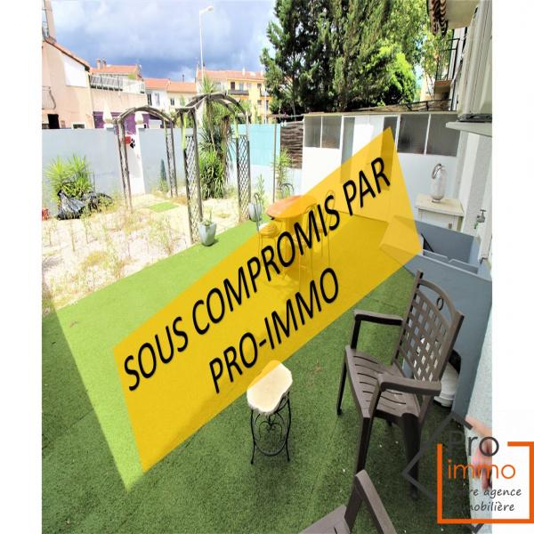 Offres de vente Rez de jardin Perpignan 66000